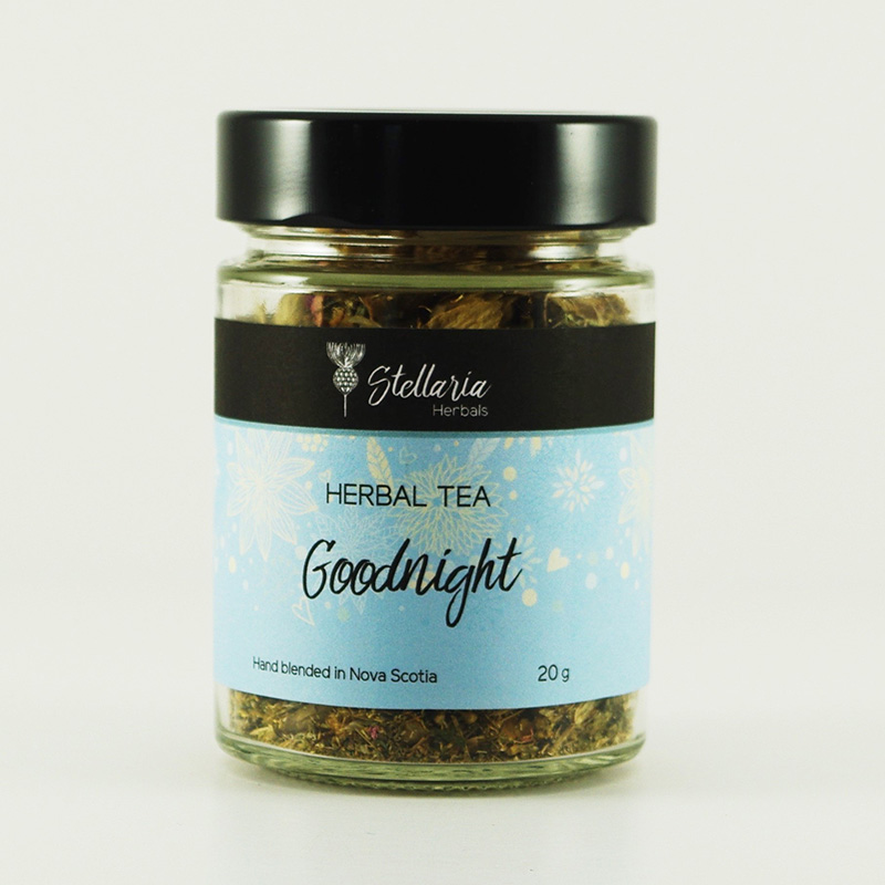Goodnight Tea Stellaria Herbals