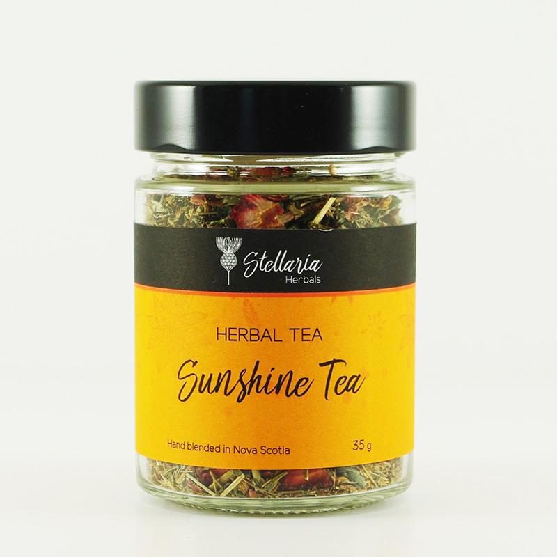 Sunshine Tea Stellaria Herbals