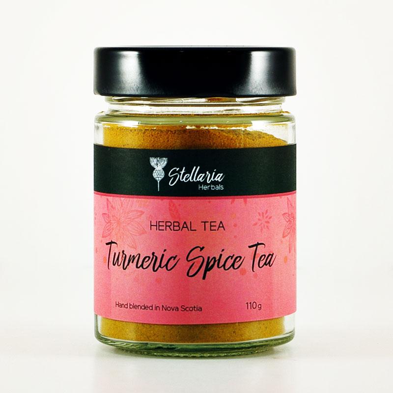 Turmeric Spice Tea Stellaria Herbals
