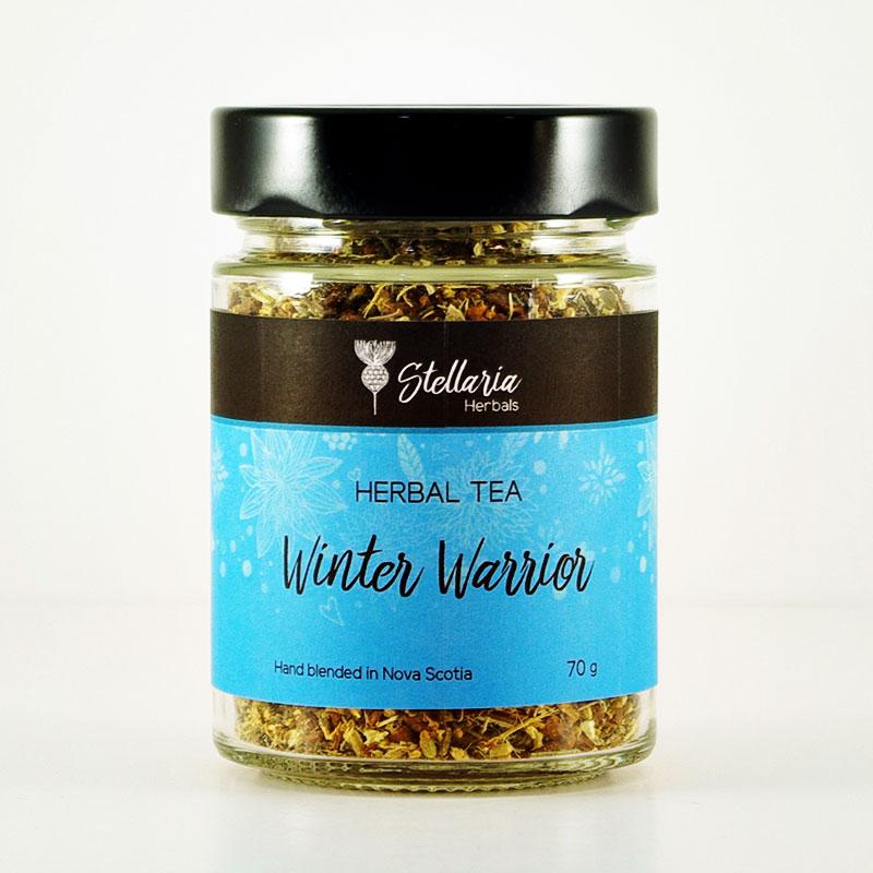 Winter Warrior Tea Stellaria Herbals